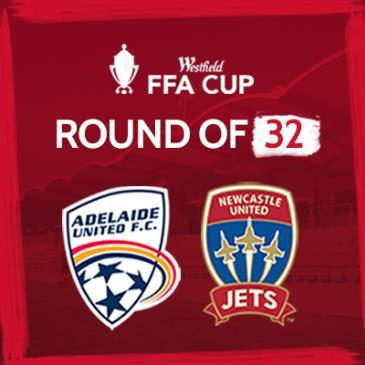 Adelaide United vs Newcastle Jets: Main Image