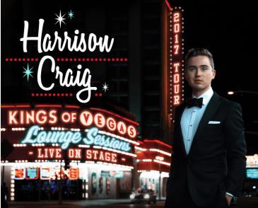 Harrison Craig: Main Image