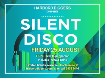 Silent Disco at Harbord Diggers: Main Image