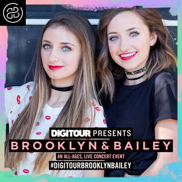 DigiTour Presents: Brooklyn & Bailey (Cleveland): Main Image
