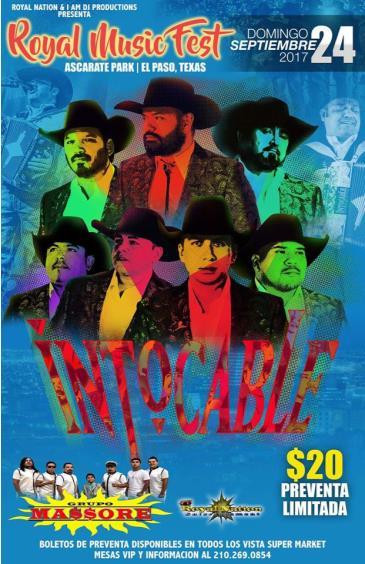 Royal Music Fest El Paso: Main Image