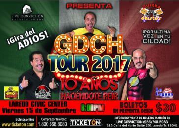 GUERRA DE CHISTES TOUR 2017: Main Image