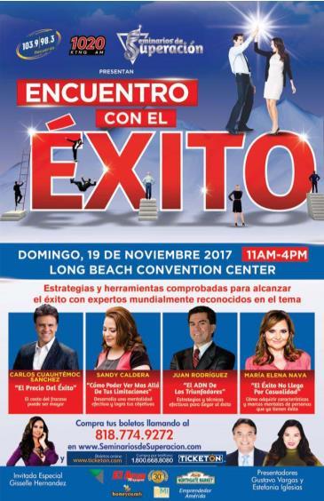 ENCUENTRO CON EL EXITO: Main Image