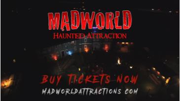 Madworld Haunted Attraction: Main Image