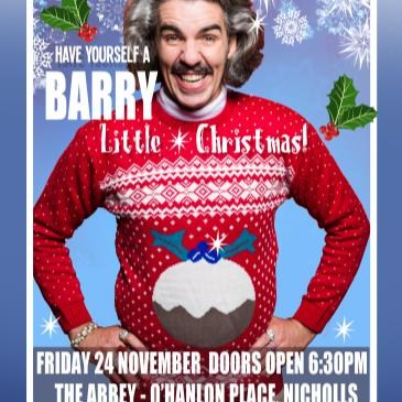 Have Yourself a Barry Little Christmas