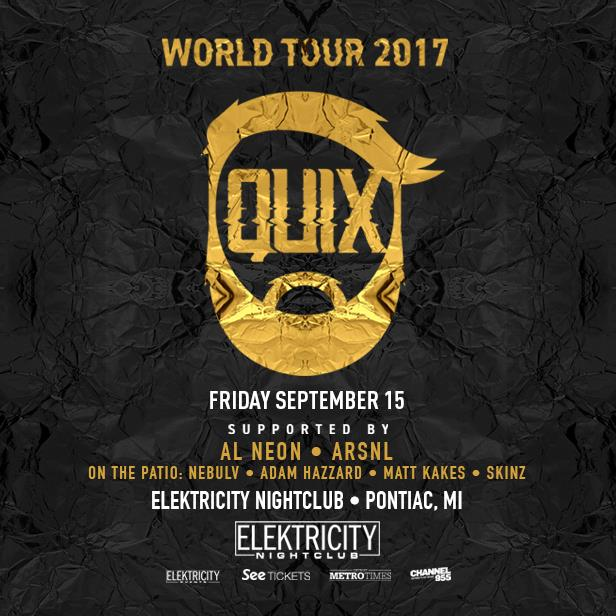 Quix Free W Rsvp Before 11pm Tickets 09 15 17