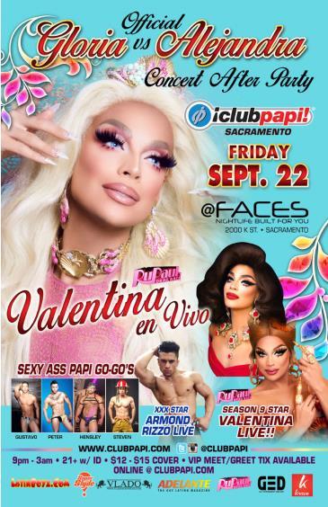 VIP - Valentina (Rupaul Drag Race): Main Image