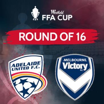 Adelaide United V Melbourne Victory: Main Image