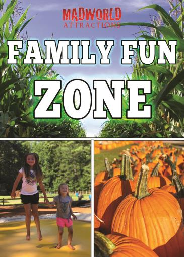 Family Fun Zone - The Ultimate Fall Experience!: Main Image
