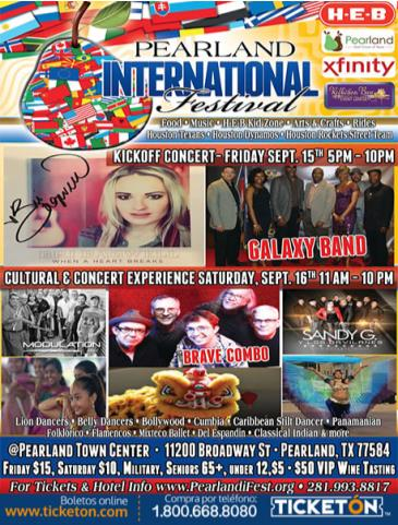 5th Pearland International Festival: Main Image