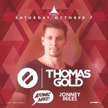 Thomas Gold, Atomic Mike, Jonney Miles: Main Image