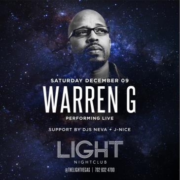 WARREN G: Main Image