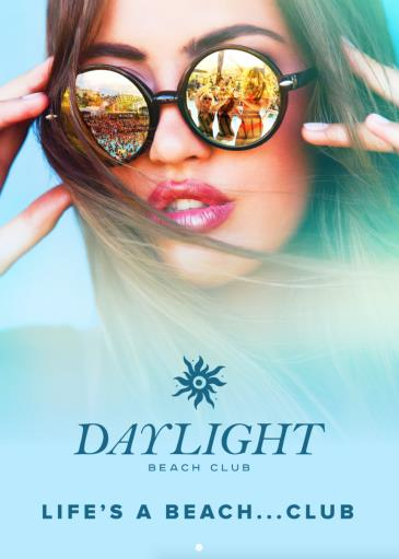 DJ Sincere at DAYLIGHT Beach Club: Main Image