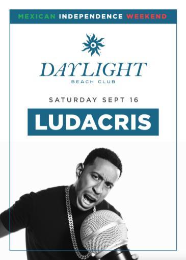 Ludacris at DAYLIGHT Beach Club: Main Image