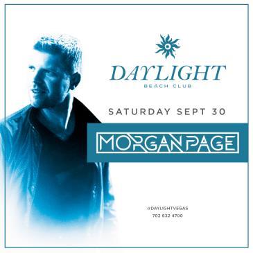 Morgan Page at DAYLIGHT Beach Club: Main Image