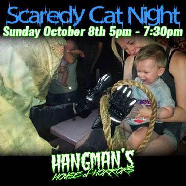 Scaredy Cat Night: Main Image
