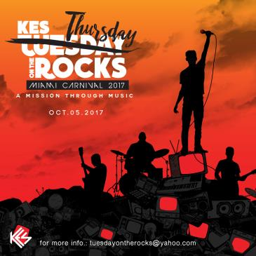 Thursday on the Rocks with Kes the Band: Main Image
