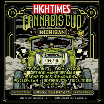 High Times Cannabis Cup Michigan 2017: Main Image