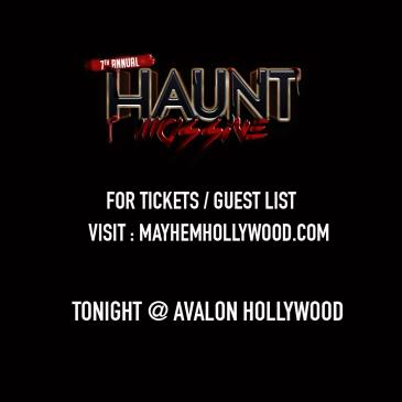 7th Annual Haunt Massive: Main Image