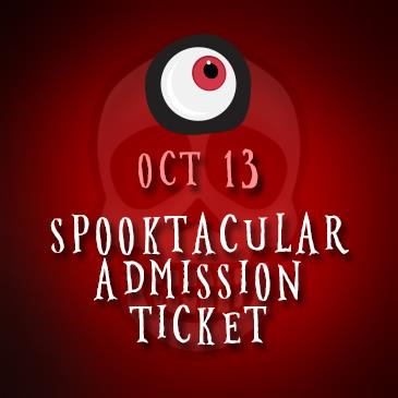 Friday the 13th Admission: Main Image