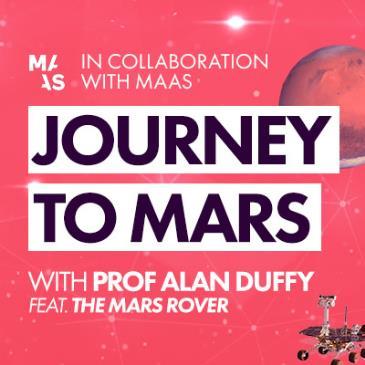 Journey to Mars: Alan Duffy-img