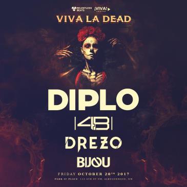Viva La Dead: Main Image