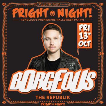 Fright Night ft. Borgeous: Main Image