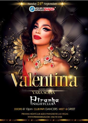 VALENTINA (Rupaul's Drag Race): Main Image