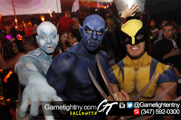 Slate Halloween Party in NYC | Gametightny.com