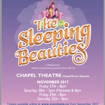 The Sleeping Beauties A Pantomime