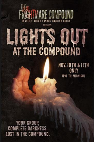 Lights Out At The Compound: Main Image