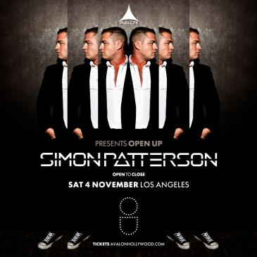 Simon Patterson - Open to Close: Main Image
