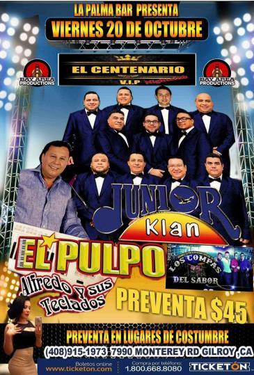 JUNIOR KLAN, EL PULPO Y SUS TECLADOS: Main Image