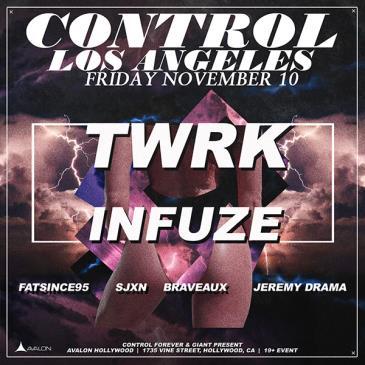 TWRK, Infuze: Main Image