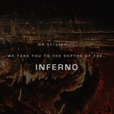 THE INFERNO SERIES: INFERNO: Main Image