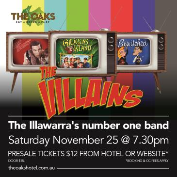 The Villains: Get Smart + Bewitched + Gilligans  Island-img