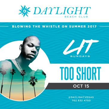Too $hort at DAYLIGHT Beach Club: Main Image