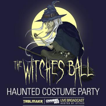 THE WITCHES BALL: Main Image