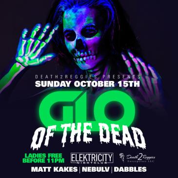 GLO OF THE DEAD: Main Image