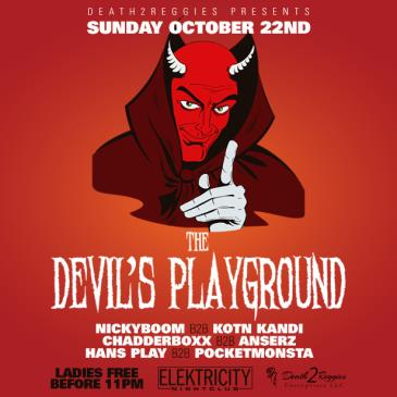 THE DEVIL'S PLAYGROUND: Main Image