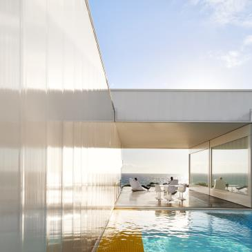 Man About the Villa Marittima House by Robin Williams-img