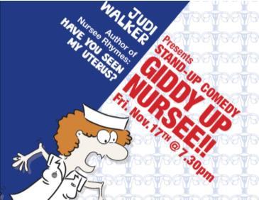 Giddy Up Nursee: Main Image