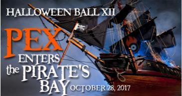 "PEX Halloween X11  ""PEX Enters the Pirates Bay"": Main Image"
