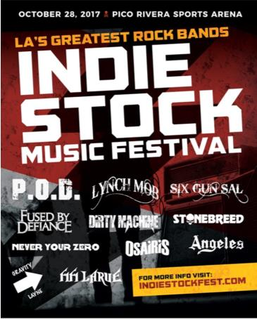 INDIE STOCK MUSIC FESTIVAL: Main Image