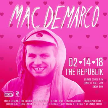 Mac DeMarco Loves You: Main Image