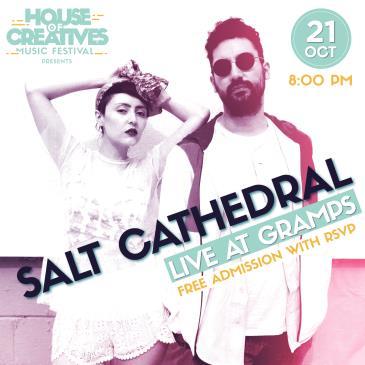 HOC Music Fest Presents: Salt Cathedral: Main Image