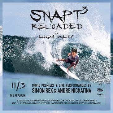 Snapt3 Movie Hawaii Premiere: