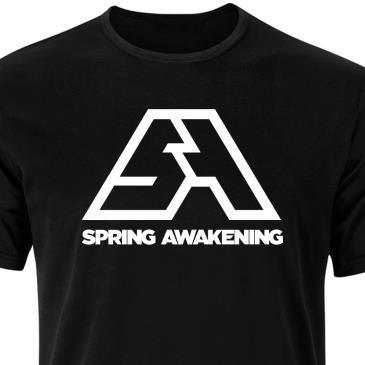 Spring Awakening 2019 - Official T-Shirts: Main Image