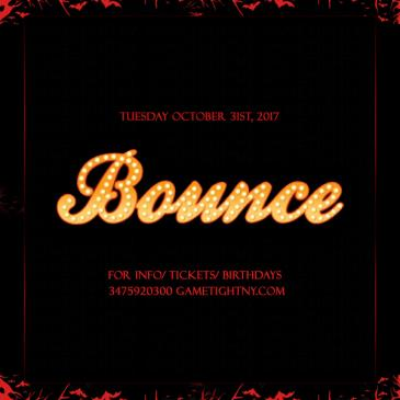 Bounce NYC Halloween Party 2017: Main Image