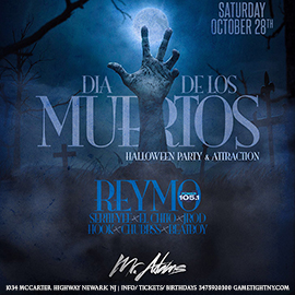 halloween, new jersey, mr adams, halloween party, newark, nj, power1051